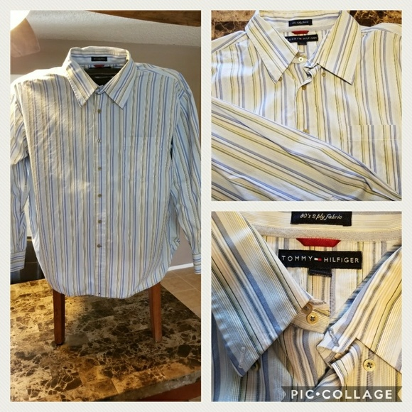 Tommy Hilfiger Other - Tommy Hilfiger XXL Dress Shirt